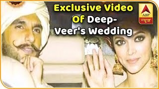 Exclusive video of Deep-Veer's wedding | Master Stroke full - ABPNEWSTV