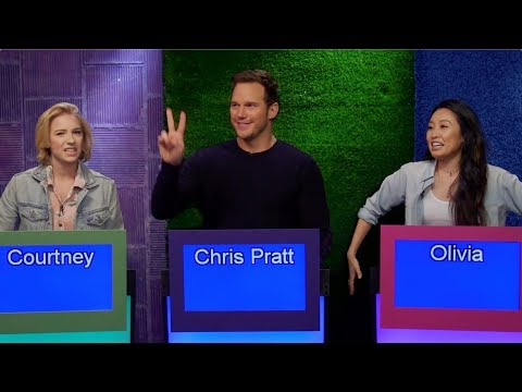 CHRIS PRATT is on our Game Show! - يوتيوبات