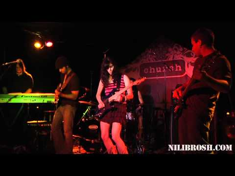 Nili Brosh Band - Hat Tricks Live (Excerpt), November 2010