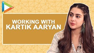 "Sara Ali Khan: ""I really want to work with Kartik Aaryan"" - HUNGAMA"