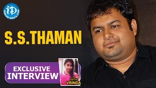 S S Thaman Exclusive Interview || Talking Movies with iDream - IDREAMMOVIES