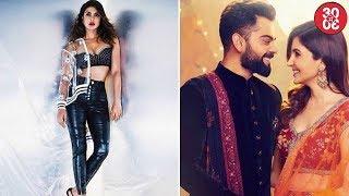 Priyanka's Glamorous Photo-shoot | Virat - Anushka Shoot For An AD Together - ZOOMDEKHO