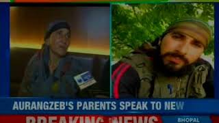 Watch brave rifleman Aurangzeb's father on NewsX — The 'must hear' Kashmiri voice - NEWSXLIVE