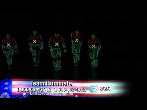 iluminates new performance.