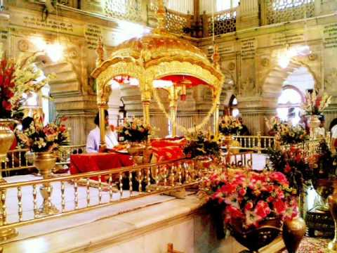 FULL NITNEM PATH EVENING REHRAAS SAHIB KIRTAN SOHILA - SURINDER S MATHAROO