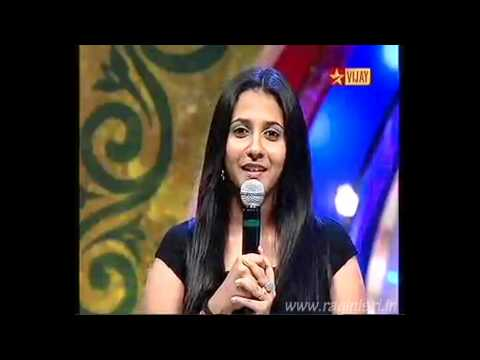 Raginisri cute Bloopers from airtel super singer