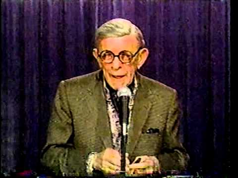 George Burns @ The Pat Sajak Show