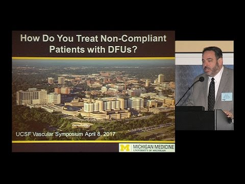 How Do You Treat Non-Compliant Patients with DFUs?