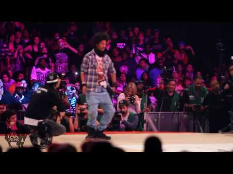 Les Twins (France) vs Lil'O & Tyger B (USA) | Juste Debout 2011 Semi-Final | YAK FILMS