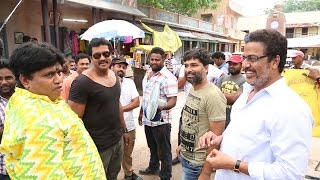 Sunil New Movie Shooting Spot - IGTELUGU