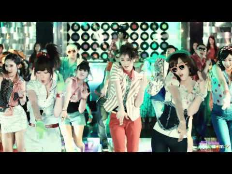 [MV] T-ara - Roly-Poly (Stage Ver.) [GomTV 720p HD]