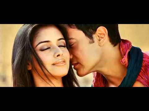 Guzarish - Ghajini  Movie Song - Aamir Khan &  Asin