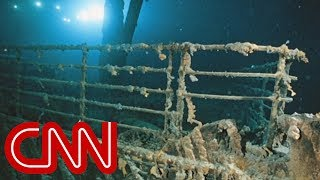 The search for the Titanic was a secret Cold War mission - CNN