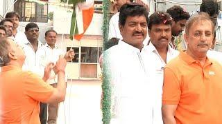 President Of Film Chamber P Kiran Flag Hoisting @ Film Chamber | TFPC - TFPC