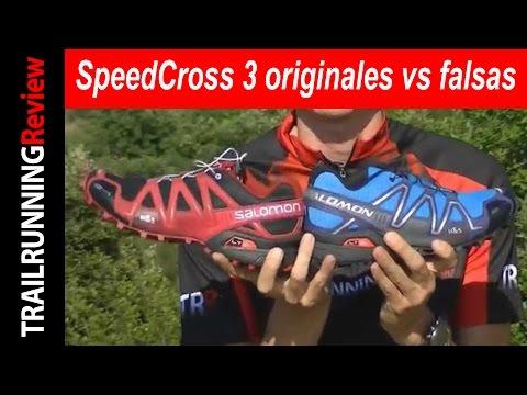 Salomon Speedcross 3 Gtx Vs Cs