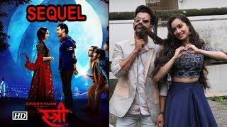 Stree SEQUEL | Rajkummar-Shraddha talk about CLIMAX scene - IANSLIVE
