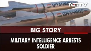 Soldier Arrested in UP's Meerut In Connection With BrahMos Spying Case - NDTV