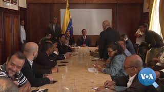 Venezuela Opposition Takeover in US Further Isolates Maduro - VOAVIDEO