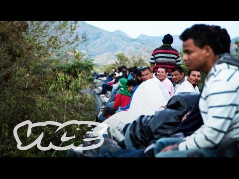 Crossing Mexico's Other Border 2013 documentary movie play to watch stream online