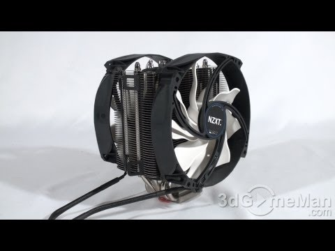 #1268 - NZXT Havik 140 CPU Cooler Video Review