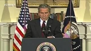 للمرة الأولى.. جورج بوش ينتقد سياسة أوباما الخارجية