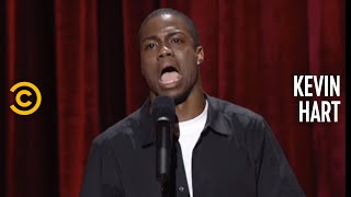 Kevin Hart - Imaginary Friends - Comedy Central Presents - COMEDYCENTRAL