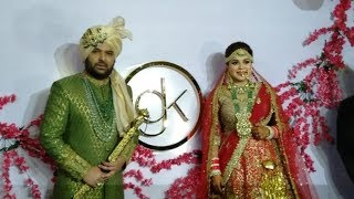 Kapil Sharma-Ginni Chatrath Wedding: इस अंदाज में ली कपिल की दुल्हनियां ने Entry - ITVNEWSINDIA