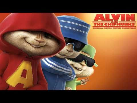 Taio Cruz Dynamite Chipmunks HD