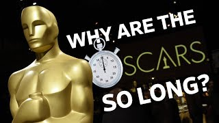 The Oscars Are Famously Long - Where Does the Time Go? - WSJDIGITALNETWORK