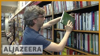 🇦🇷Argentina economic crisis affects book industry l Al Jazeera English - ALJAZEERAENGLISH