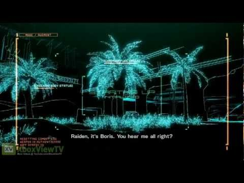 Metal Gear Rising REVENGEANCE | Gameplay DEMO Tutorial | E3 2012 | HD