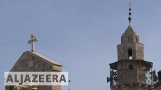Palestinian Christians: 'Jerusalem is for the three religions' - ALJAZEERAENGLISH