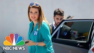 Who Is Alicia Machado? | NBC News - NBCNEWS