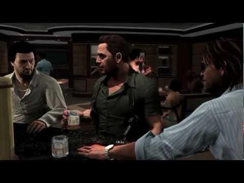 Max Payne 3 Walkthrough: Chapter 11 part 1