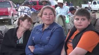 Fiestas patronales en El Maguey (Tepetongo, Zacatecas)