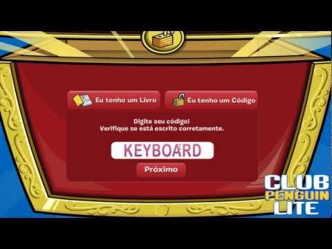 3 Novos Códigos Livres - Club Penguin   CPLite