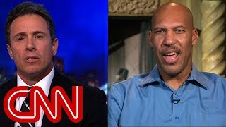 LaVar Ball reacts to President Trump's words (full) - CNN
