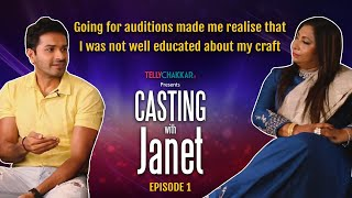 Mrunal Jain and Nazea Hasan share their casting journey in Casting With Janet-Episode1 | TCOriginals - TELLYCHAKKAR