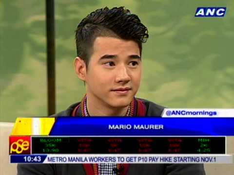 Mario Maurer: I enjoyed working with Erich, Filipino crew