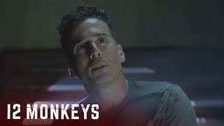 12 Monkeys: 'The Ghost of Time's Past' S2E2 | Syfy - SYFY