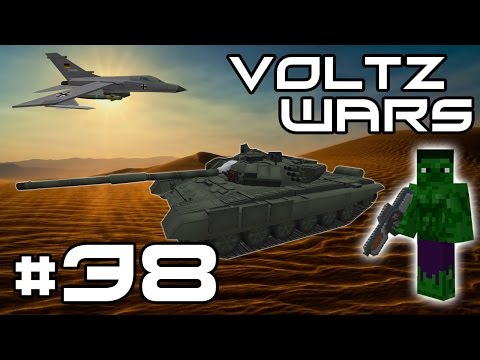 Minecraft Voltz Wars - One Raid Too Far! #38 (Final)