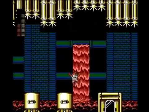 Mega Man 3 no death playthrough single segment