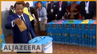 🇨🇲 Cameroon's Paul Biya 'easily' wins seventh term as president | Al Jazeera English - ALJAZEERAENGLISH