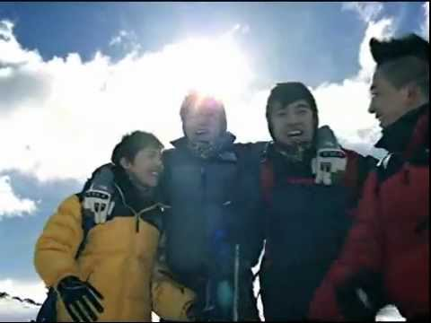 THE NORTH FACE CF (Taeyang ver.) [30 sec]