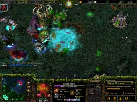 How to Rush Roshan at Level 1 and Win in Under 10 Minutes (DotA)