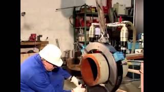 protem pipe beveling machine