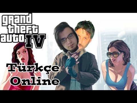 GTA 4 Türkçe Multiplayer - Uyuşturucu Ticareti