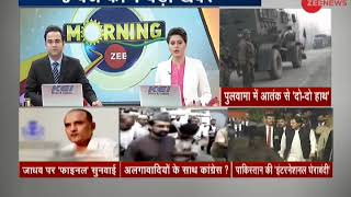 Watch 4 big stories of 18th February, 2019 - ZEENEWS