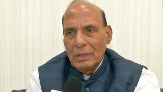 There has always been an attempt to malign BJP's image: Rajnath Singh - TIMESOFINDIACHANNEL