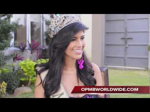 Miss Earth 2011 & Miss Earth Air Interviews